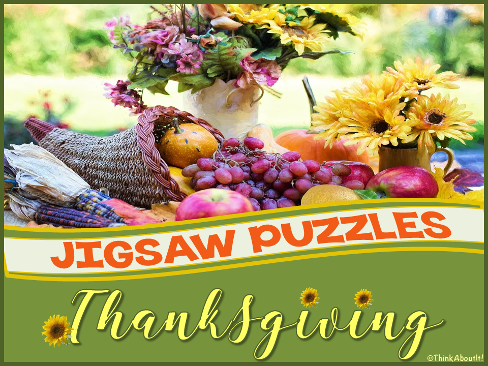 Thanksgiving: Thanksgiving Day Jigsaw Puzzles