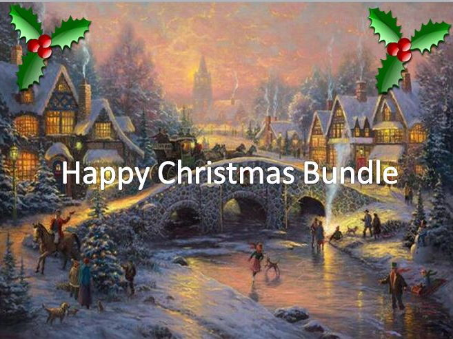 Happy Christmas Bundle