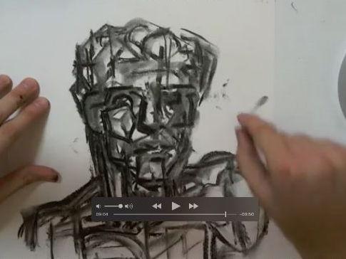 Creating a Pablo Picasso/Cubism Portrait