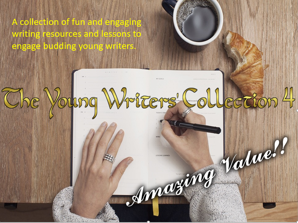 The Young Writers' Collection 4