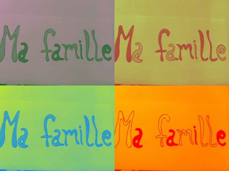 Ma famille [1]-Revision of key vocabulary and adjectives
