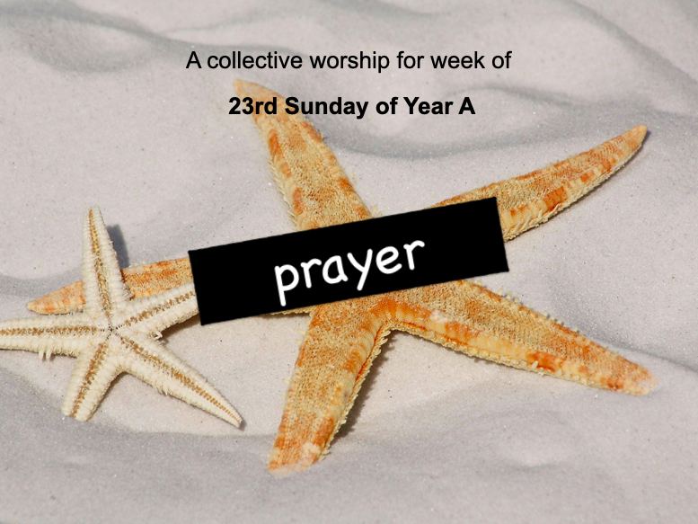 Collective Worship Catholic Autumn Term