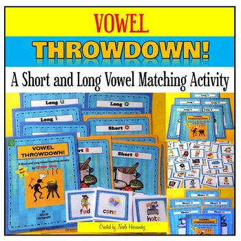 Vowel Sounds Posters - Short and Long Sounds