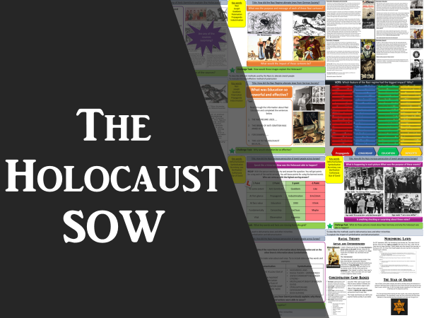 The Holocaust SOW