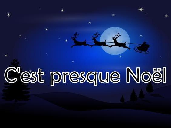 FRENCH - Christmas - La Noël  - comprehension - BUNDLE