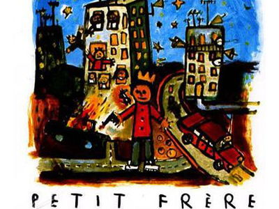 chanson Petit frère du groupe IAM sur la jeunesse et la violence, DP lesson
