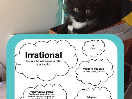 Rational or Irrational Mix Match Activity
