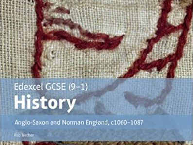Edexcel GCSE History  Anglo-Saxon and Norman England ,c1060-1088 - Key Topic One - Lesson 1