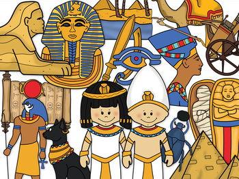 Ancient Egypt Clip art- Egypt Clipart