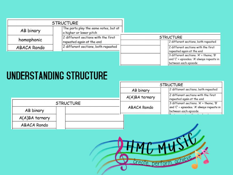 UNDERSTANDING STRUCTURE - COMPLETE THE MEANING