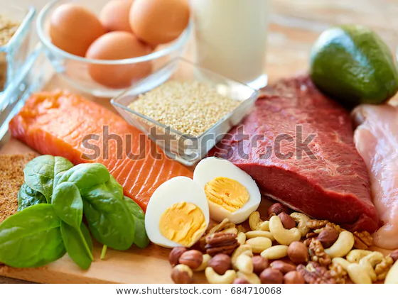 Protein - Principles of Nutrition Remote learning