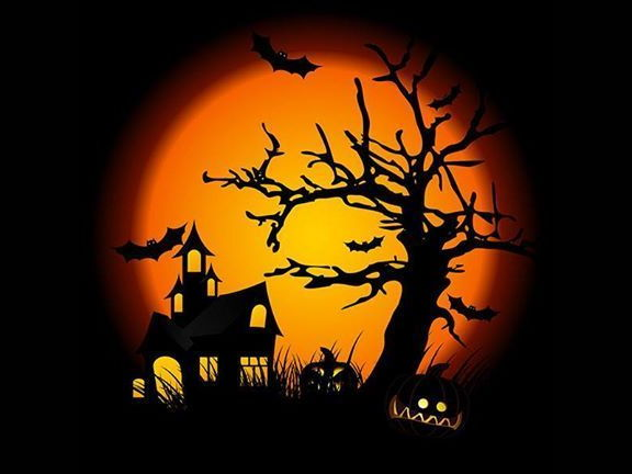 Halloween team game for end of term. Suitable for all ages
