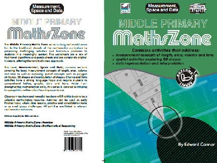 Maths Zone - Measurement , Space and Data for ages 9+ years