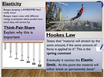 KS4 P10.5 Forces and elasticity