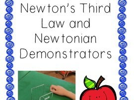 Newton's Third Law and Newtonian Demonstrators