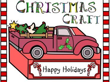 Christmas Crafts - An Old Fashioned Christmas