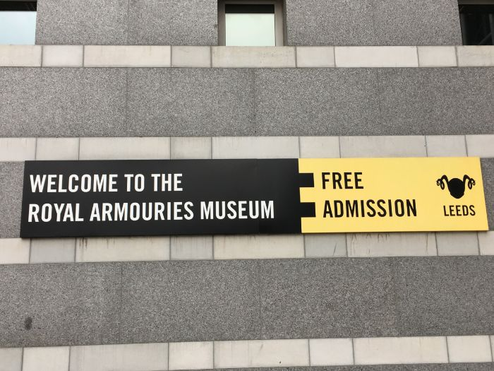 Leeds Royal Armouries Museum Visit