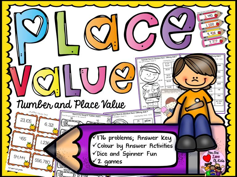 PLACE VALUE: NUMBERS AND OPERATIONS IN BASE TEN