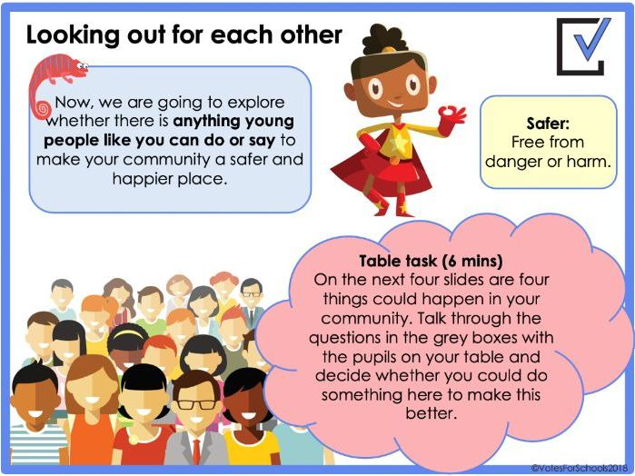 Do you think you can help tackle extremism? Free KS1 and KS2 debate lesson