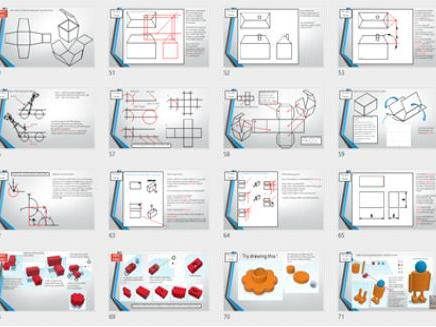 GCSE Graphics Drawing and modeling