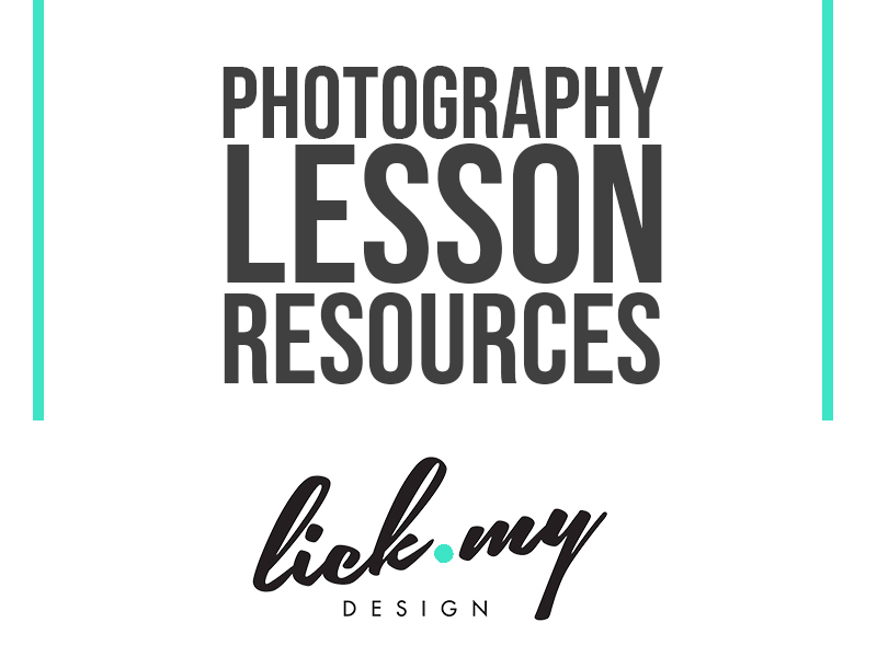 Photography Knowledge Organiser 2