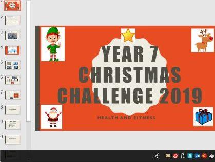 Christmas Circuit Challenge