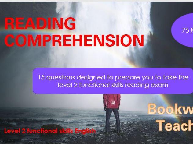 Level 2 functional skills reading mock