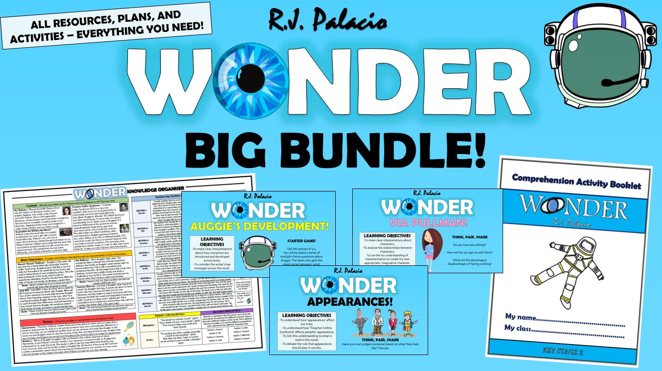 Wonder Big Bundle!