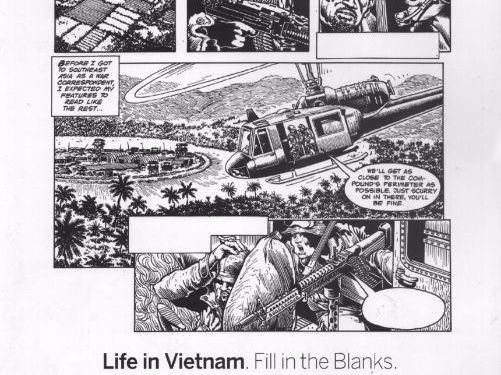 Conflict. Life in Vietnam - Fill in the Blanks