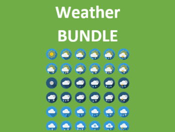 Weather in English Bundle