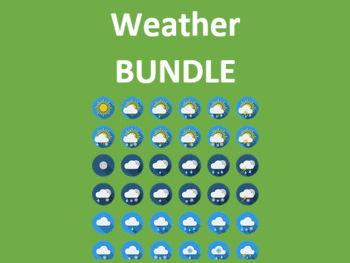Weather in English Bundle