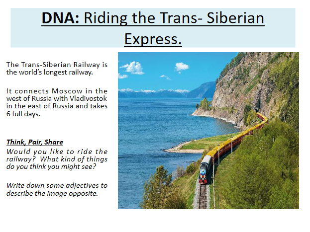 Journey on the Trabs Siberian Express - travel journalism