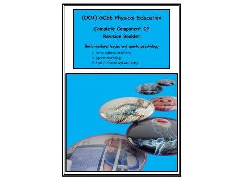 OCR GCSE PE (9-1) - Component 02 -Complete Revision Booklet