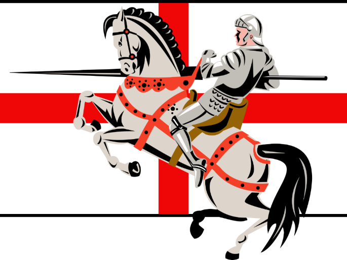 Saint George's Presentation For Assemblies Or R.E Lessons