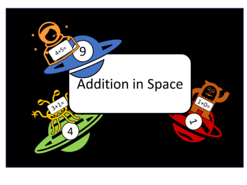 Addition in space