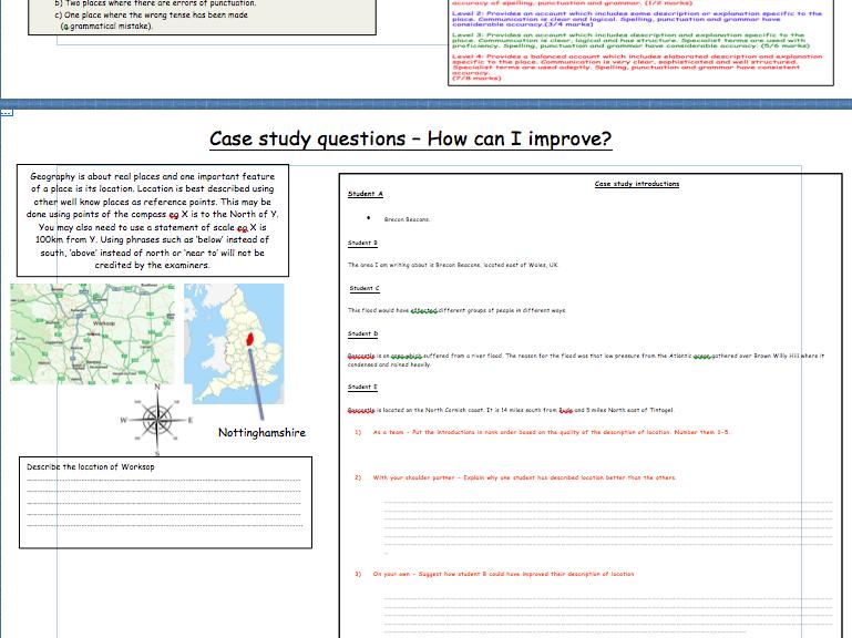 gcse geography case study kibera