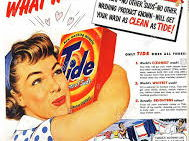 Tide Advertising - Context and Audience - Eduqas A Level Media