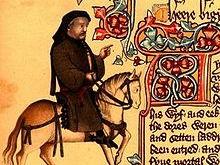 Chaucer Merchant's Tale - Pluto & Proserpina Interlude