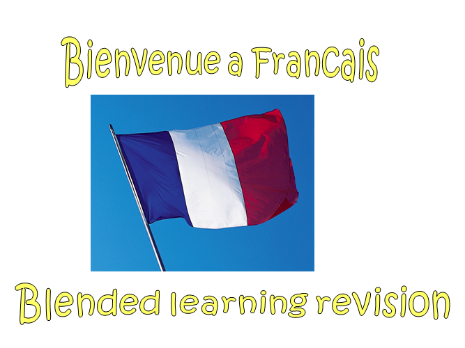 French Revision (at home/in class/live lessons)