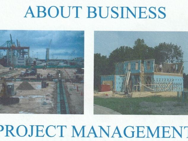 Presentation: About Business - Project Management