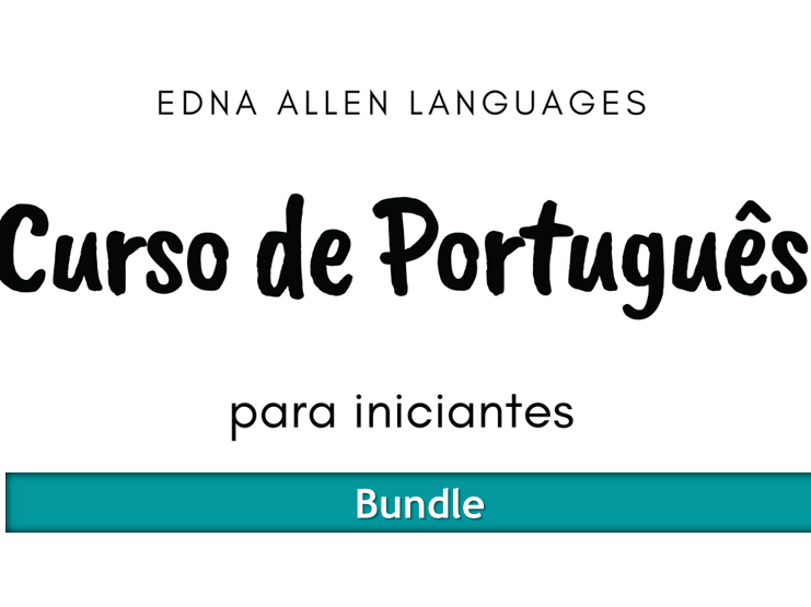 Curso de Português Pacote 3