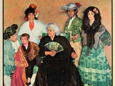 Traducciones: La familia de antes y ahora (Families now and then)