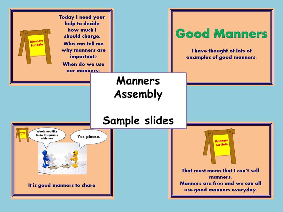Manners Assembly