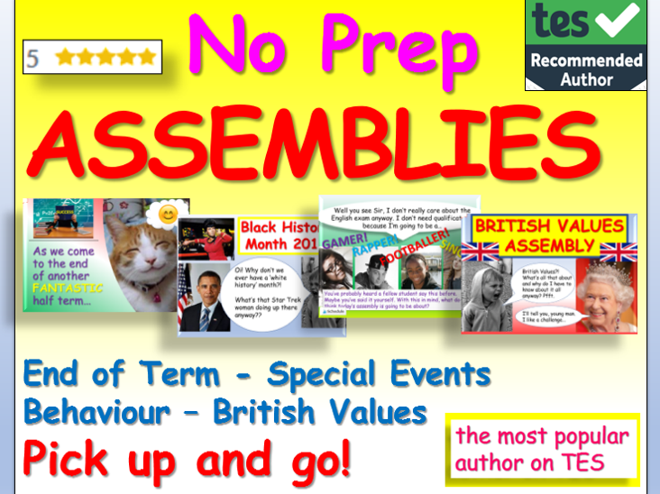Assembly Pack : Essential Assemblies
