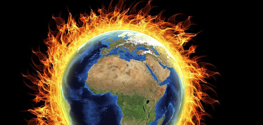 GCSE 9-1; Climate - Natural causes of climate change