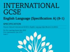 Edexcel iGCSE English Language A Exam - Question 4  Revision (Anthology Part 1)