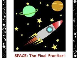 Space: A Webquest/Extension Activities