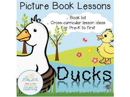 Ducks Bundle of Cross-curricular Activities