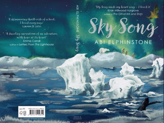 Scheme of Work for the children's book, SKY SONG, by Abi Elphinstone
