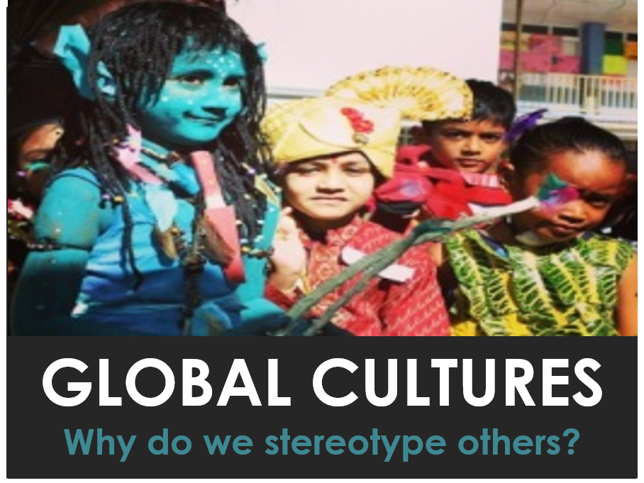 SMSC - Culture and Stereotypes Y11-13